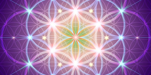 55407785 - symbols of sacred geometry, depict fundamental aspects of space and time.flower of life symbol variations.